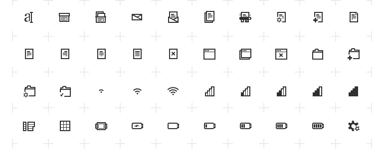 Steadysets - Free Iconset
