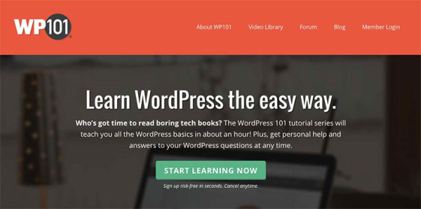 WP101 WordPress Tutorials