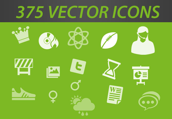 375 Free Vector Icons